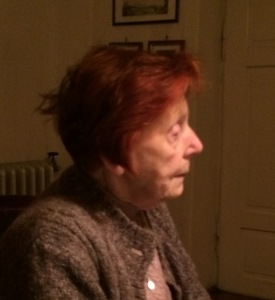 Irena z Dziewolskich Skarbińska Krościenko 24 10 2014