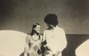 Jan i Alina ze Skarbińskich Zielińscy 1978 Tanger Maroko