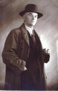 Michał Ordyniec 1952, przyjaciel Szostakowskich