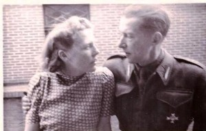 Stanisław i Tekla Szostakowscy w Anglii