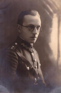 Tadeusz Legeżyński 1930r