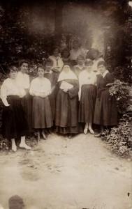 Urszulanki, siostra i uczennice