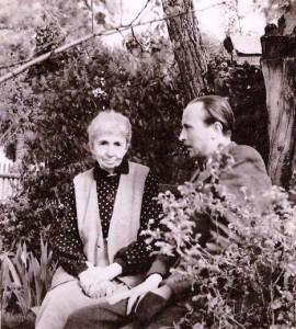 Zofia i Tadeusz , syn, Szostakowscy, 1943r Leszczyn