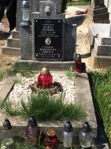 Kazimiera Wrona cmentarz Góra Ropczycka