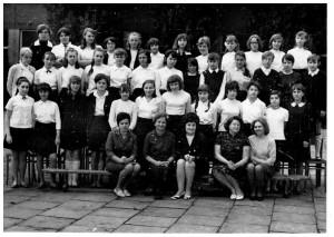 Gośka 1968 klasa VIIIa SP 118