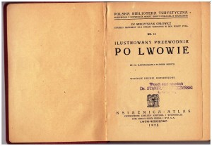 M. Orłowicz Przewodnik po Lwowie 1925 r 1