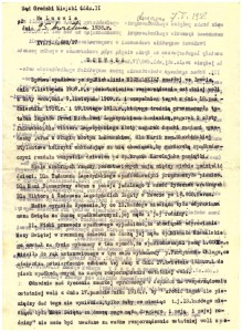 Sąd Grodzki Miejski we Lwowie uchwała 1938 r podział spadku 1